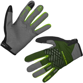 Endura MT500 II Gants, forestgreen